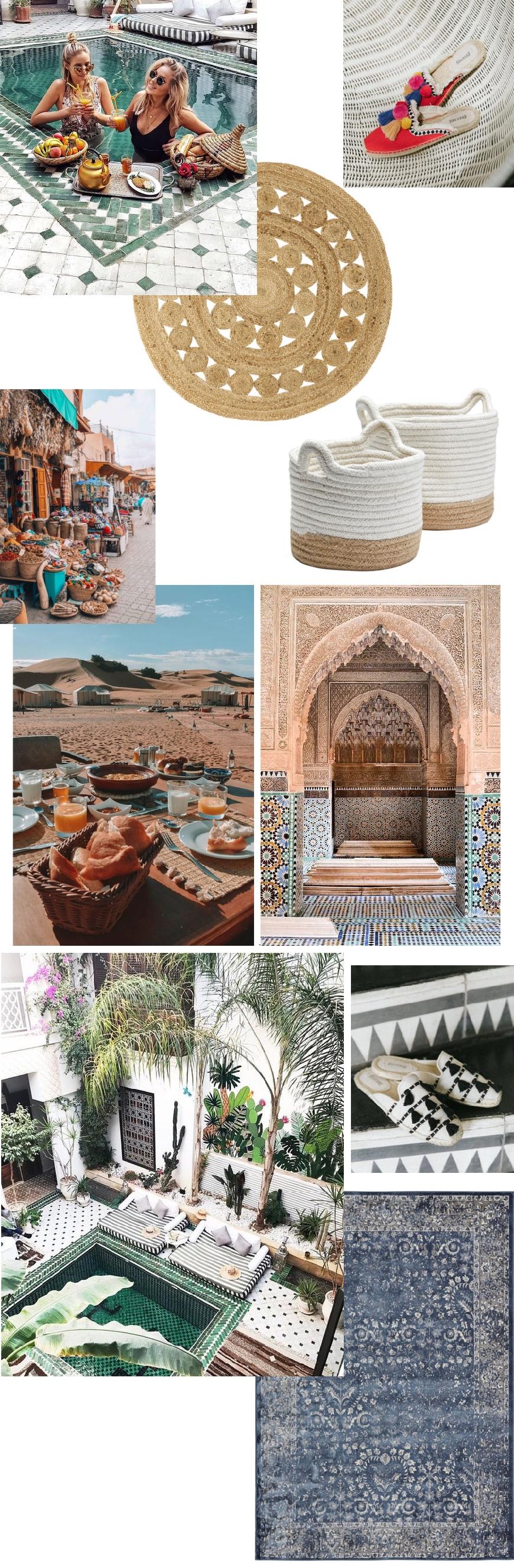 #destinacia - Maroko