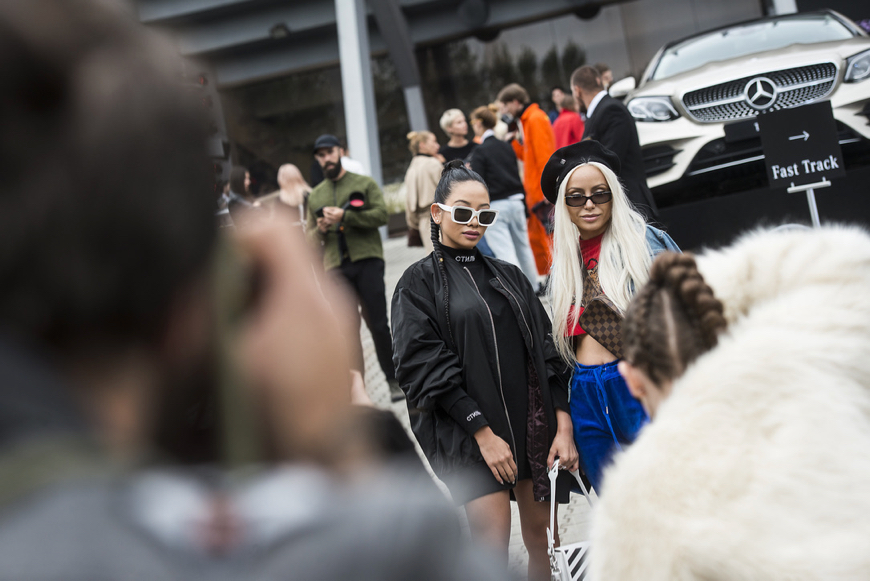 Street Style: MBPFW S/S 18
