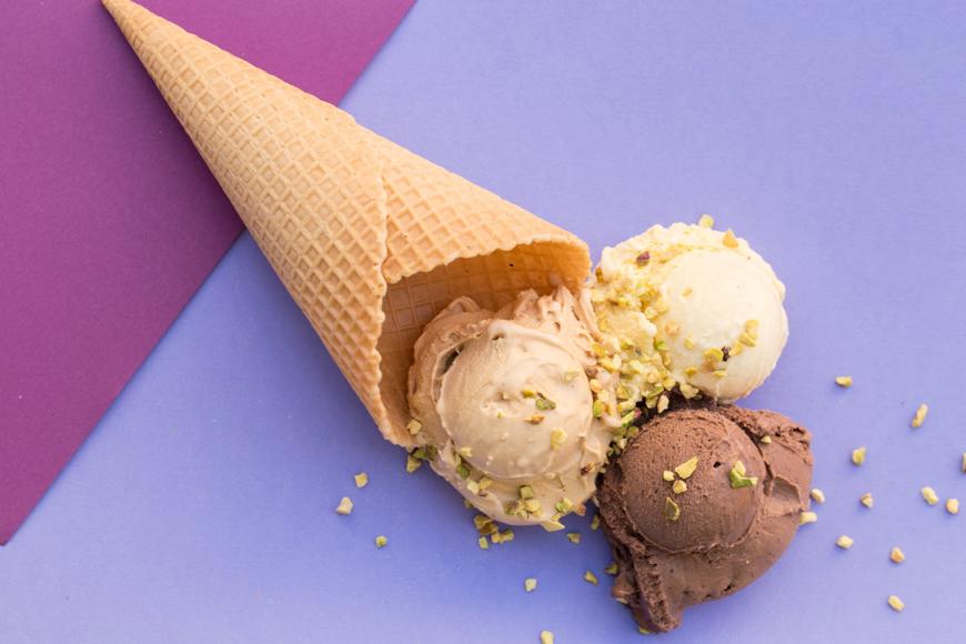 """Zmrzlina Special - """"Vyrábať zmrzlinu a robiť ľudí šťastnými bolo našim snom!"""""""