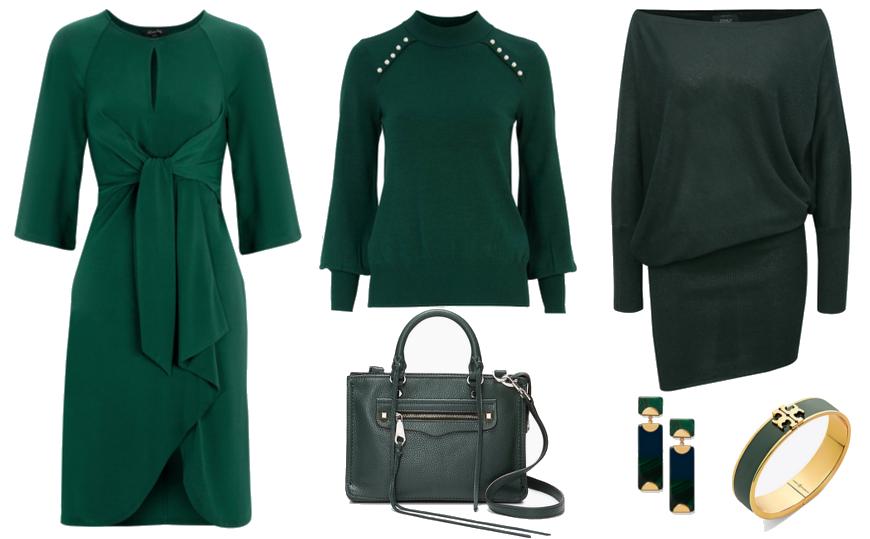 Nosí sa - Smaragdová