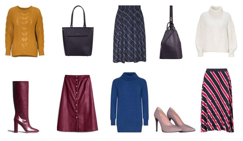Trendy kombinácia tohtoročnej jesene: Áčková sukňa asveter