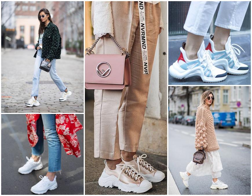 Nosí sa: Ugly Sneakers