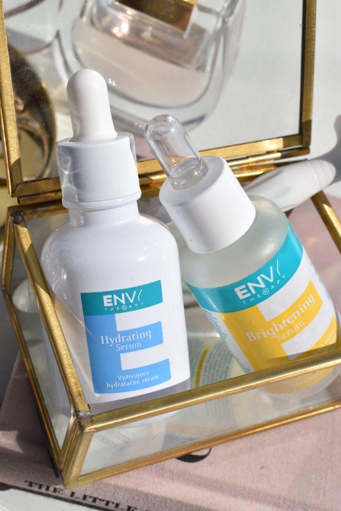 Envy Therapy: Prvý krok na ceste za krásnou pleťou