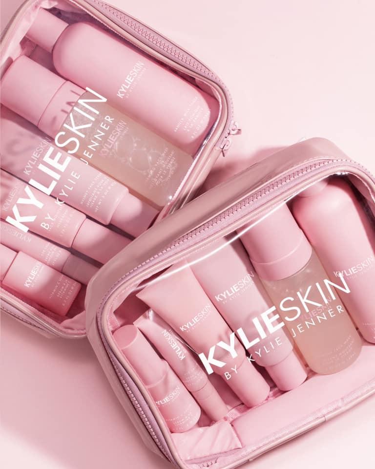 Kylie Jenner predstavila nový rad kozmetiky Kylie Skin