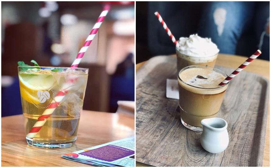 V kaviarni: 3 tipy, ako byť eko