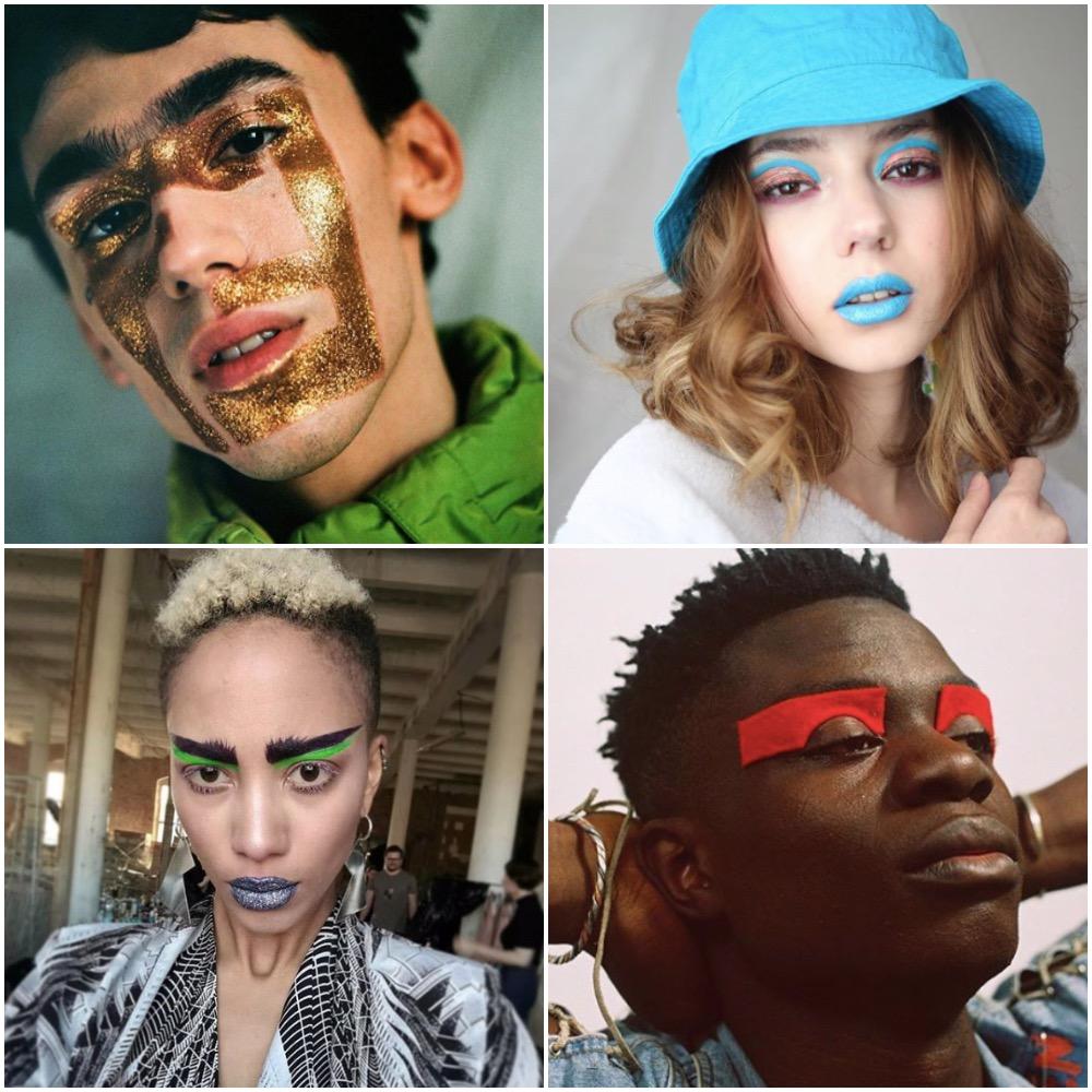 V hlavnej úlohe: Stylistka, make-up artistka a fotografka Mischel Warenits
