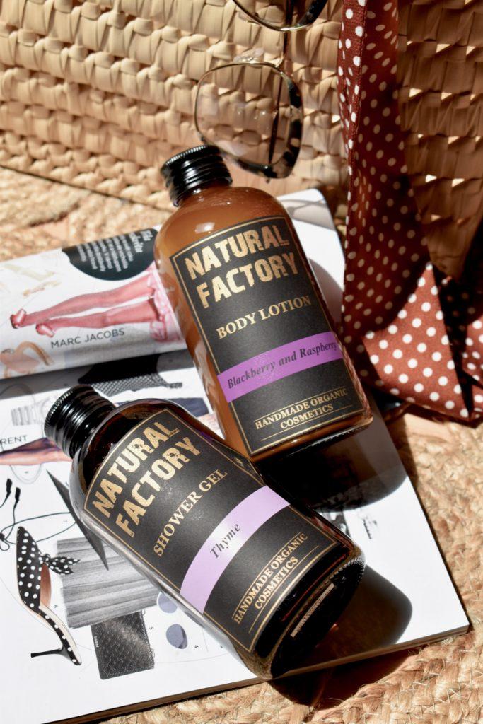 NATURAL FACTORY: Nová slovenská organická kozmetika