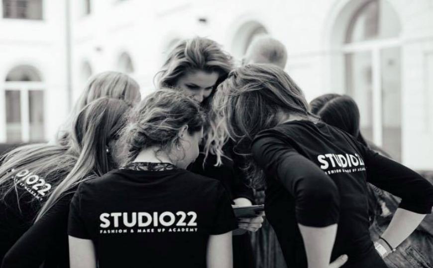 V hlavnej úlohe: Jana Olšinská, zakladateľka STUDIO22