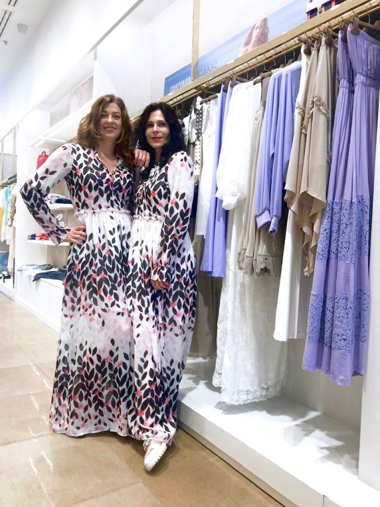 Style by Action: 2 ženy, 1 šaty alebo hľadanie univerzálneho strihu