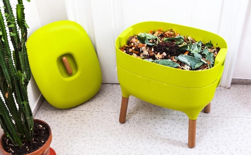 Trend sezóny: Kompostovanie v byte!