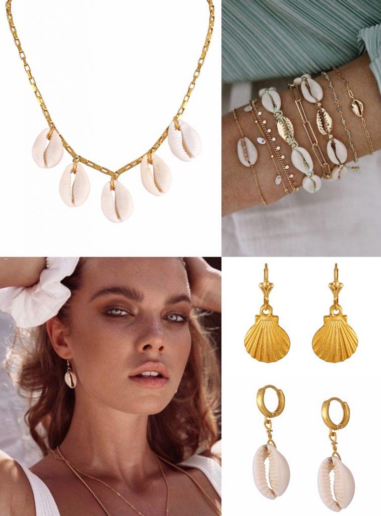 Nosí sa: Šperky inšpirované oceánom