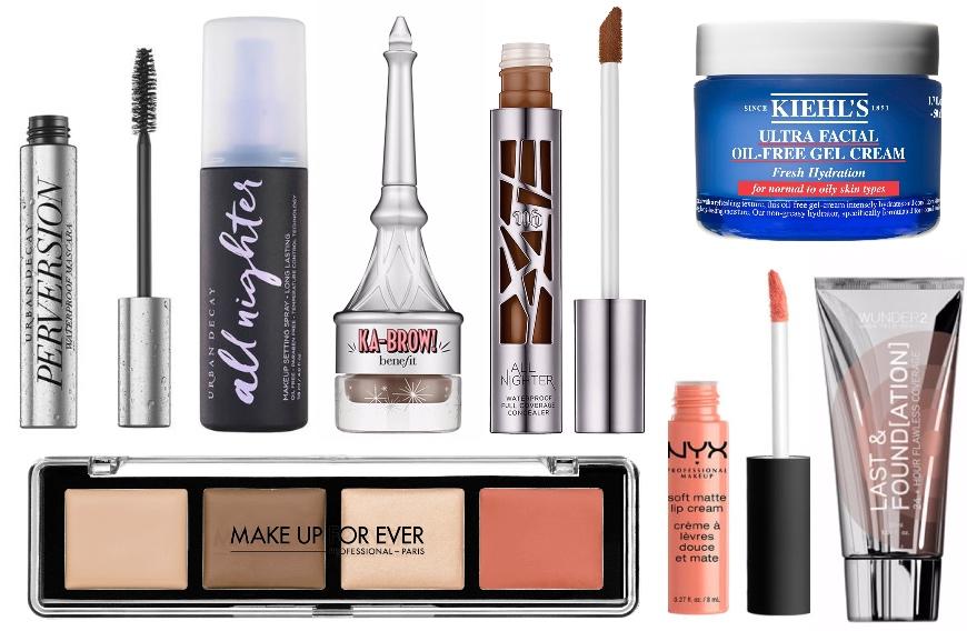 Dovolenkový must have: Vodoodolný make-up