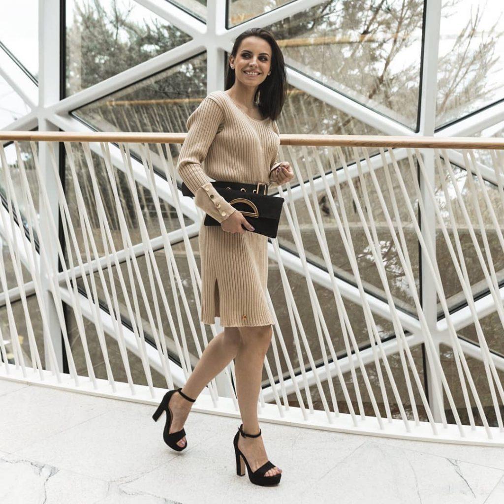V hlavnej úlohe: Lucia Sulíková, právnička, ktorá si otvorila obuv