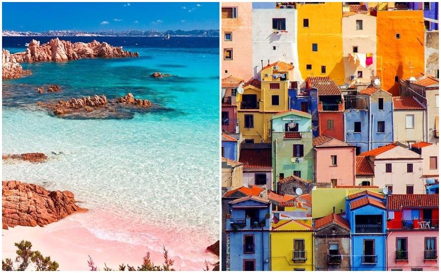 Sardínia: Karibik Stredomoria, ktorý si vás získa