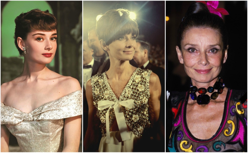 Audrey Hepburn: Oscarová herečka a módna ikona so zlatým srdcom