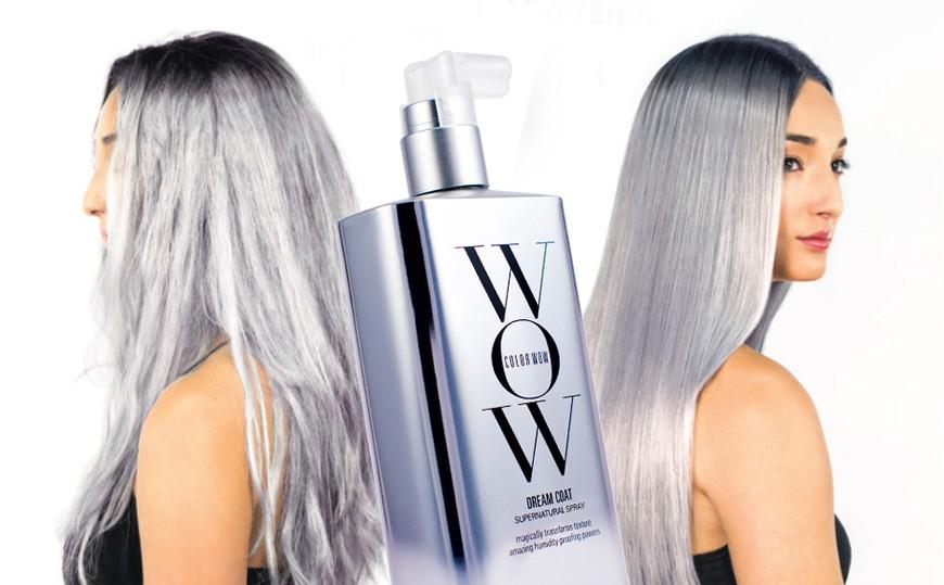 Na vlastnej koži: Prevratná starostlivosť o farbené vlasy Color WOW