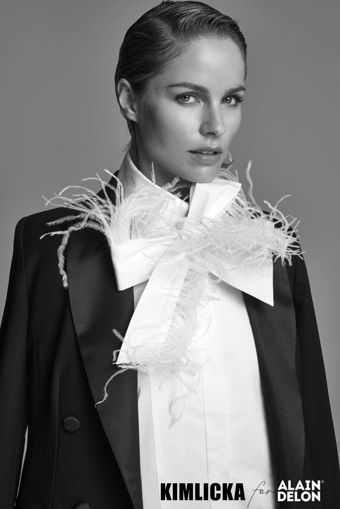 Alain Delon uvedie prvú dámsku kolekciu pod taktovkou Lukáša Kimličku