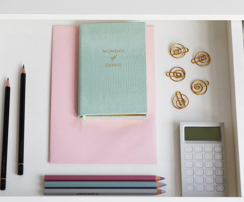 7 krokov k štýlovej domácej kancelárii