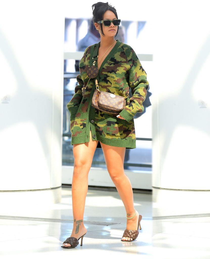 Nosí sa: Kabelka Louis Vuitton Multi Pochette