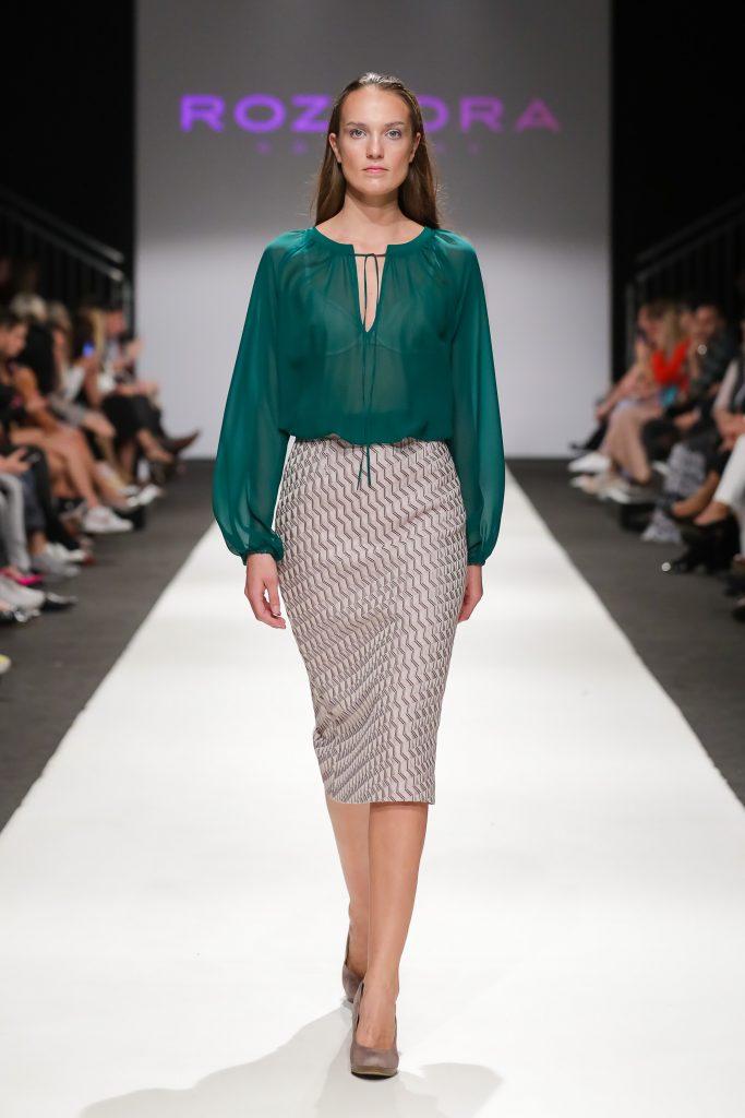Rozbora Couture: Nežná koketnosť v rytme slow fashion