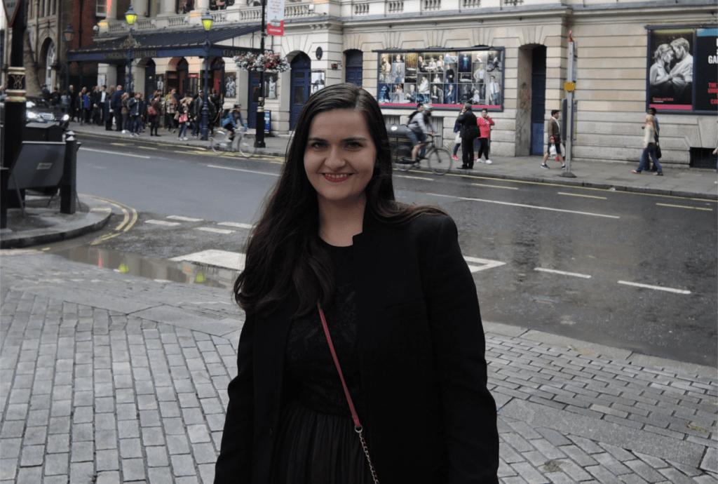 V hlavnej úlohe: Lucia Pavlíková, street style fotografka, ktorú poznáte ako The Model Spotter