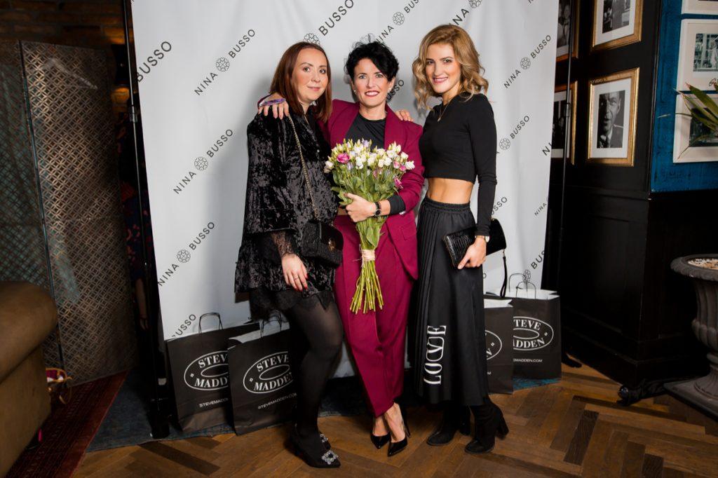 Október sa niesol v duchu módnych prehliadok: Takto vyzerala prvá fashion show NINA BUSSO