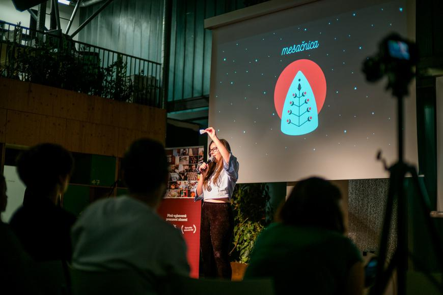 Osveta = Impact Hub Brno