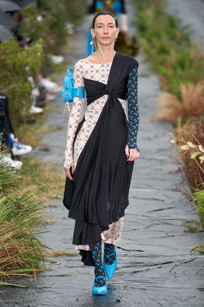 Marine Serre: Udržateľný hardcore couture budúcnosti