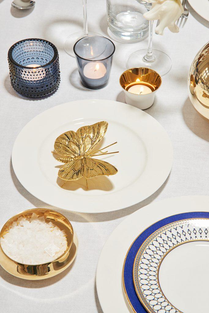 Silvestrovská párty: 5 nápadov na štýlové stolovanie