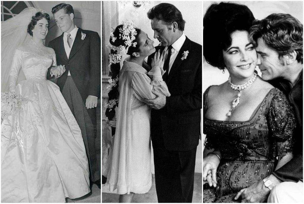 Elizabeth Taylor - manželia