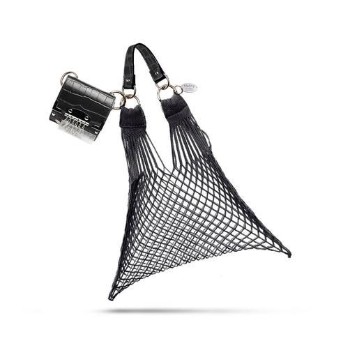 Seatbelt bag a Ceska sitovka cierna