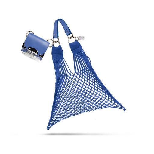 Seatbelt bag a Ceska sitovka modra