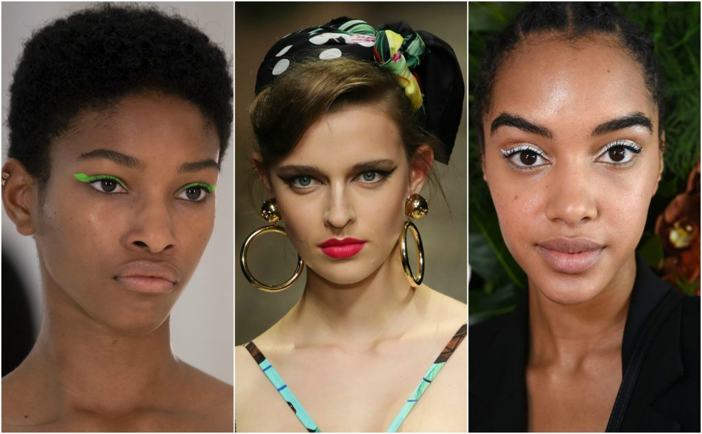 Make-up trendy SS20