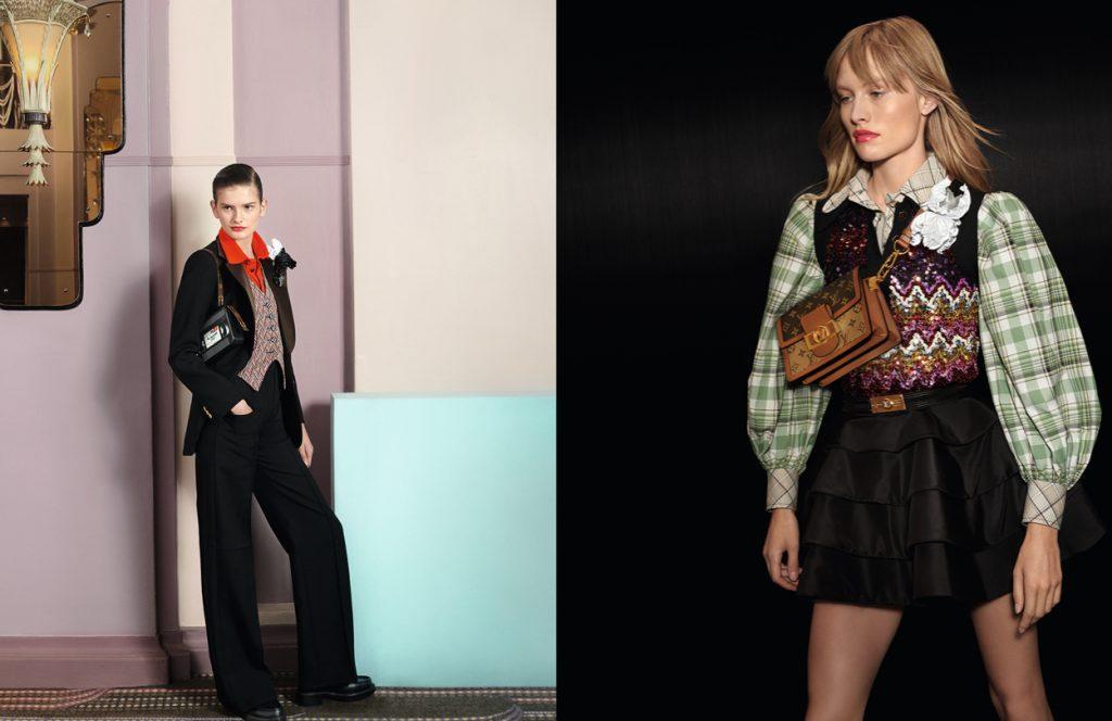 Louis Vuitton představuje novou reklamní kampaň na dámskou kolekci jaro/léto 2020