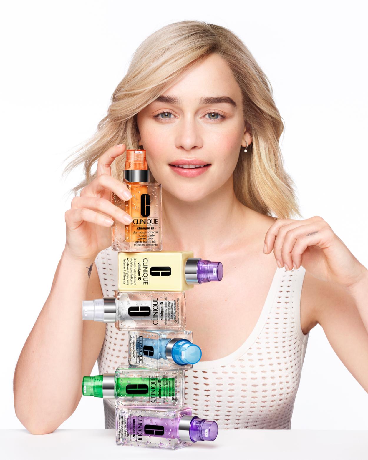 Exkluzívne: Emilia Clarke sa stala 1. globálnou ambasádorkou kozmetickej značky Clinique