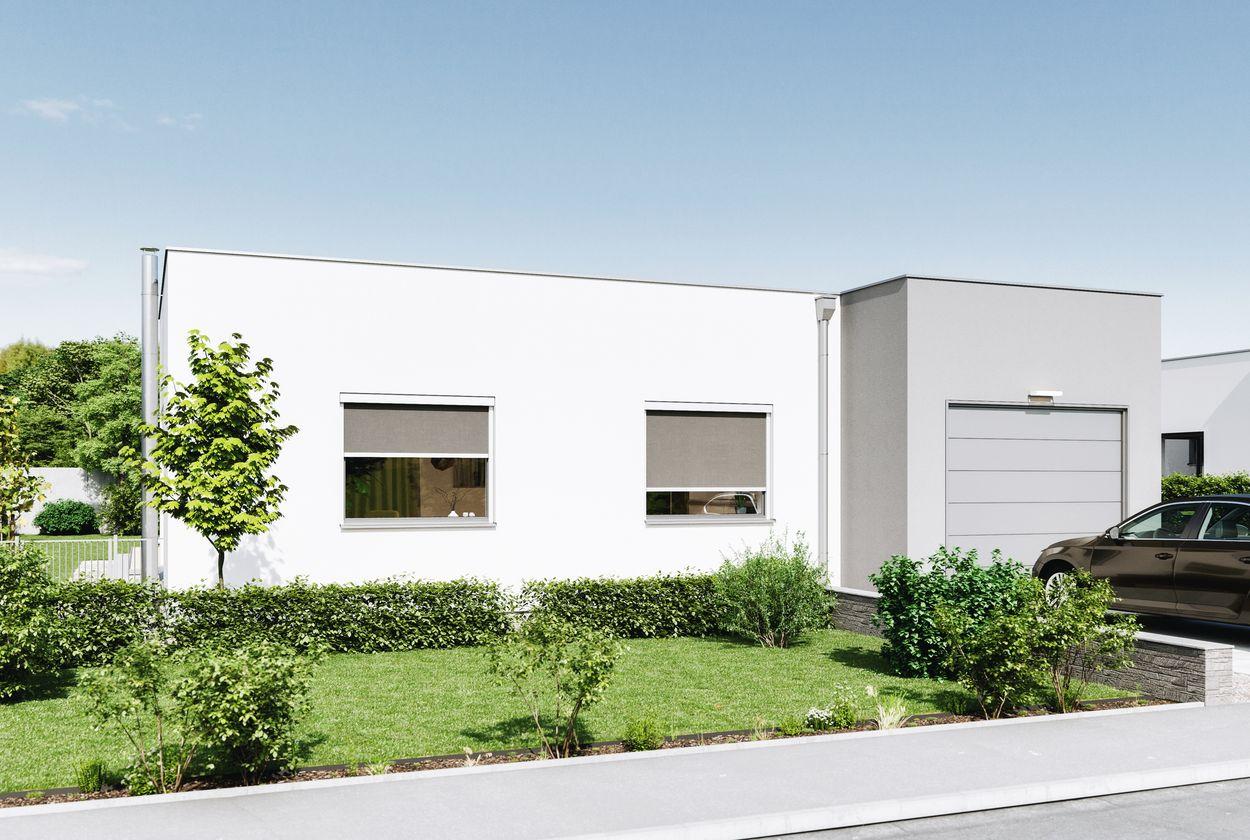 Vhodné tienenie pre panelové a rezidenčné domy