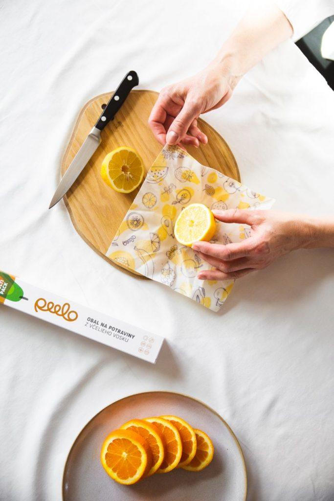 Peelo: Znovupoužiteľné voskové obrúsky, vďaka ktorým môžete zabudnúť na jednorázovú fóliu