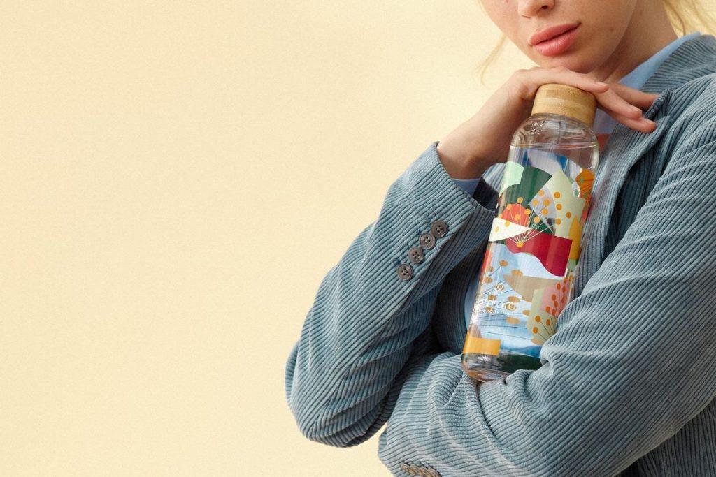 Waterdrop predstavuje unikátnu fľašu navrhnutú dánskym dizajnérskym štúdiom Hvass & Hannibal