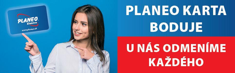 Novinka vPLANEO Elektro: Zbierajte body aušetríte za nákup!