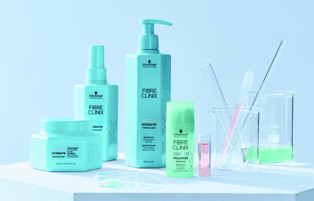Najvýkonnejšia starostlivosť o vlasy na mieru a ochrana vlasov až po dobu 60 dní: Fibre Clinix