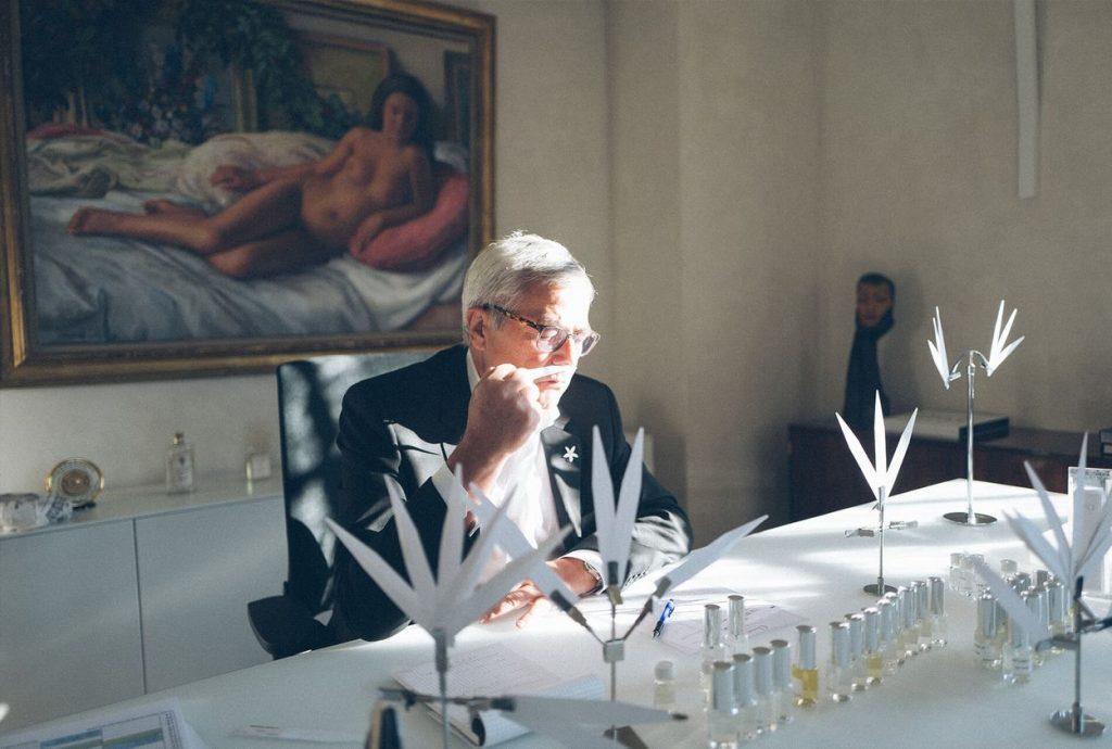 NOSE: Cesta okolo sveta s François Demachy, parfumérom značky Dior