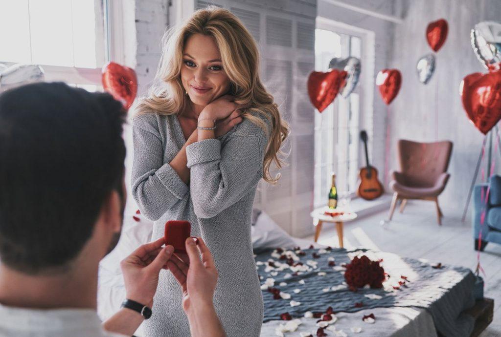 Romantické zásnuby, o ktorých sníva každá žena