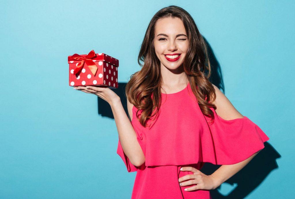 Originálne darčeky pre všetky ženy, ktoré im urobia radosť