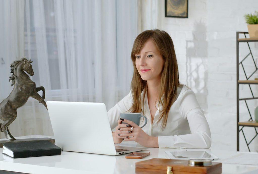 Máte home office? Vytvorte si dobré podmienky na prácu