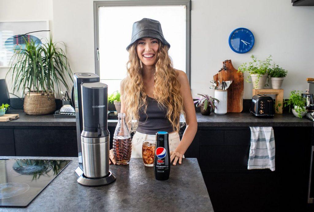 SodaStream prináša revolúciu na slovenskom trhu s nápojmi - s príchuťami od Pepsi