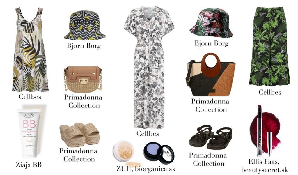 Dovolenková nálada v šatníku: Materiály a vzory, ktoré počas horúčav musíte mať!