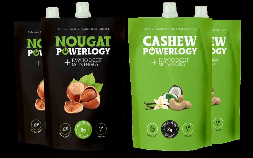 Doplňte si energiu orechovými kapsičkami bez umelých prísad